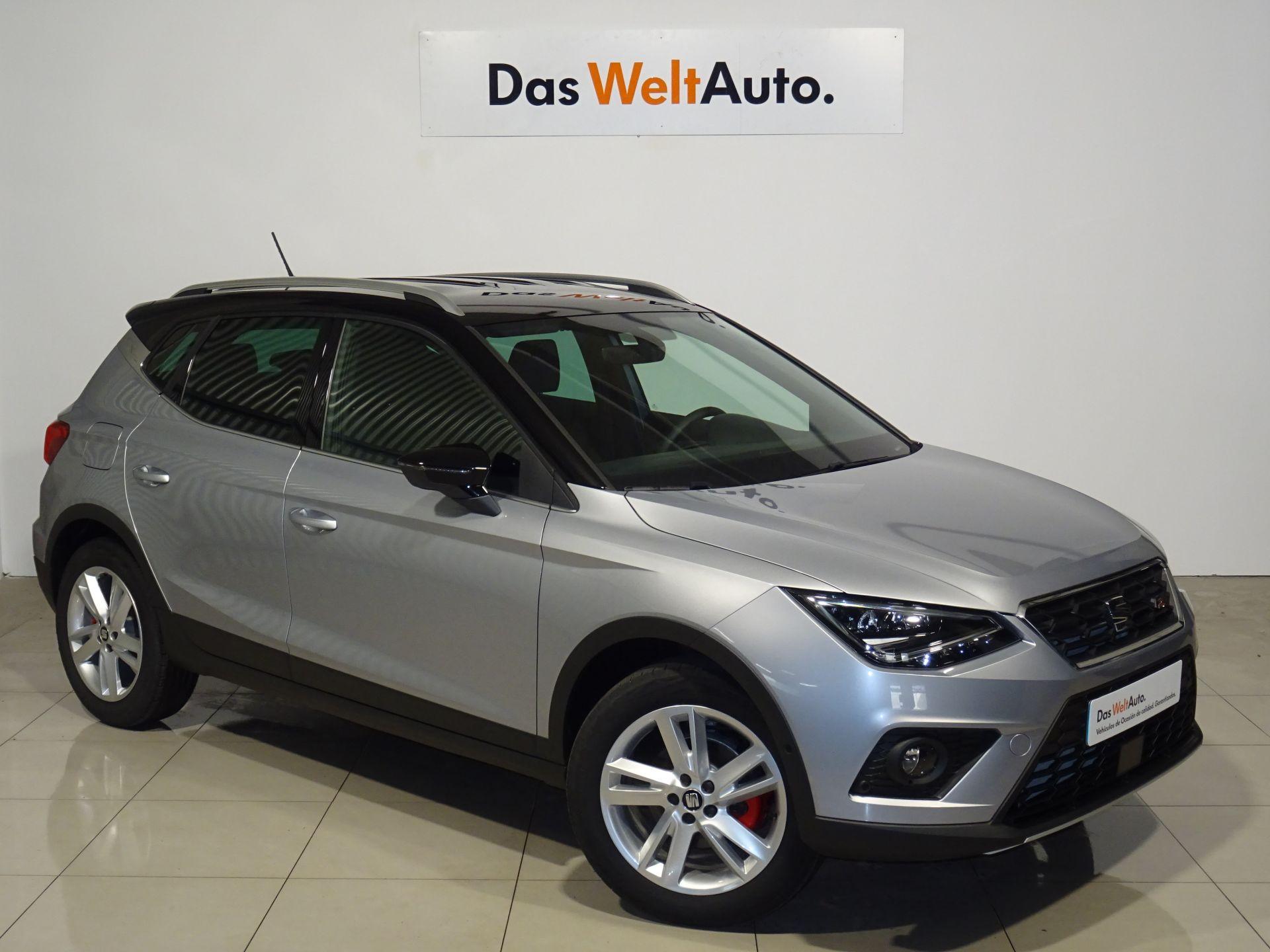 SEAT Arona 1.0 TSI 85kW (115CV) FR Edition Eco