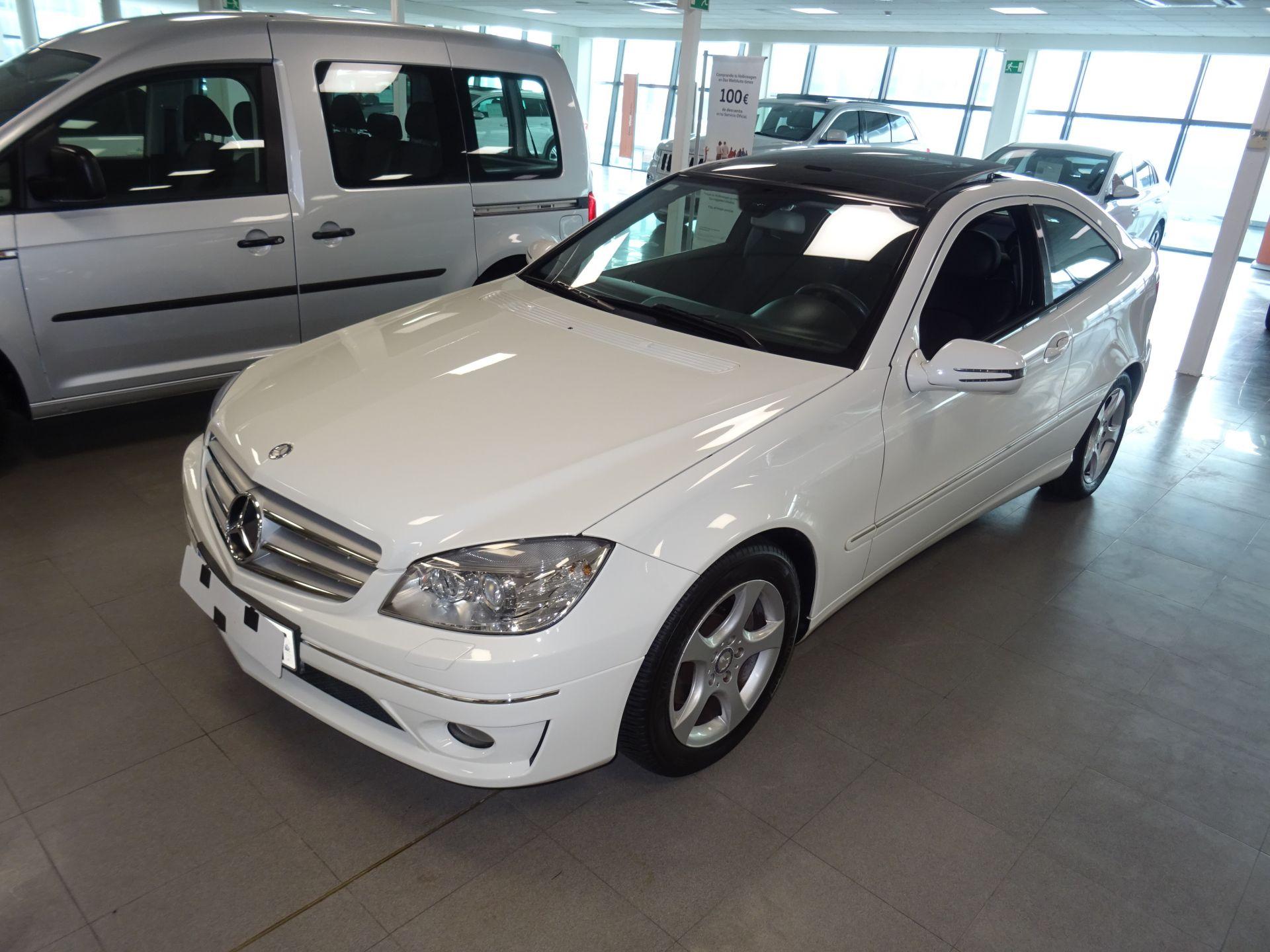 Mercedes Benz Clase CLC CLC 200 K