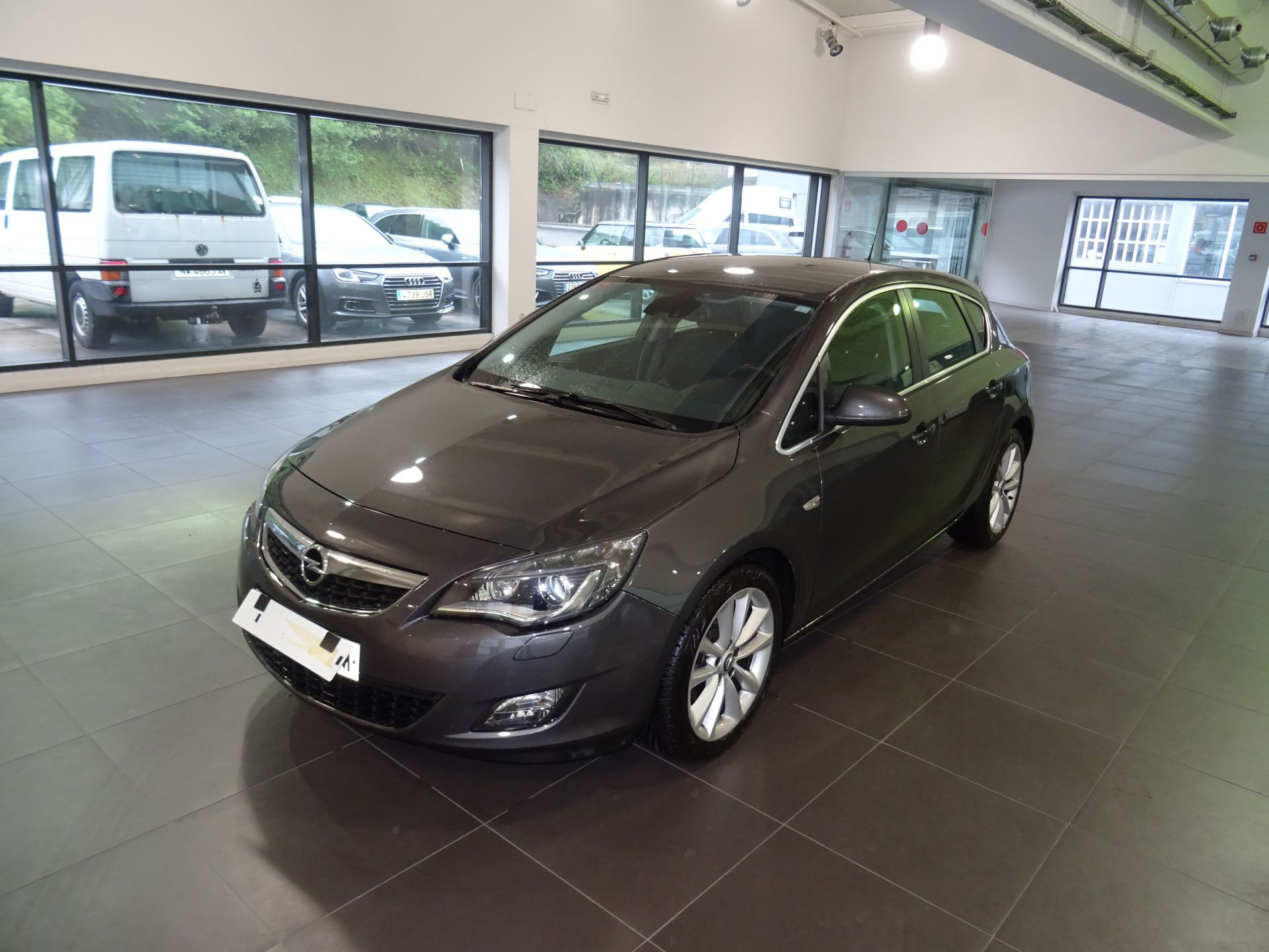 Opel Astra 1.7 CDTi 125 CV Cosmo
