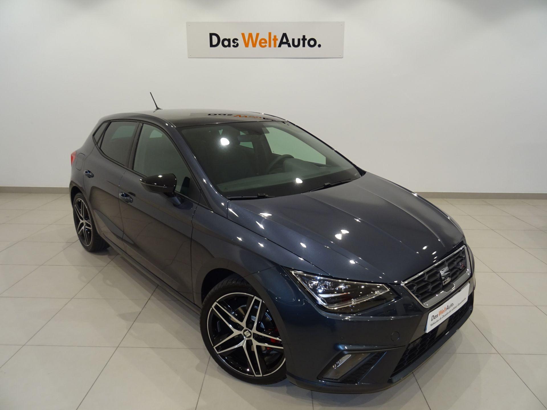 SEAT Ibiza 1.5 TSI 110kW (150CV) DSG FR Go