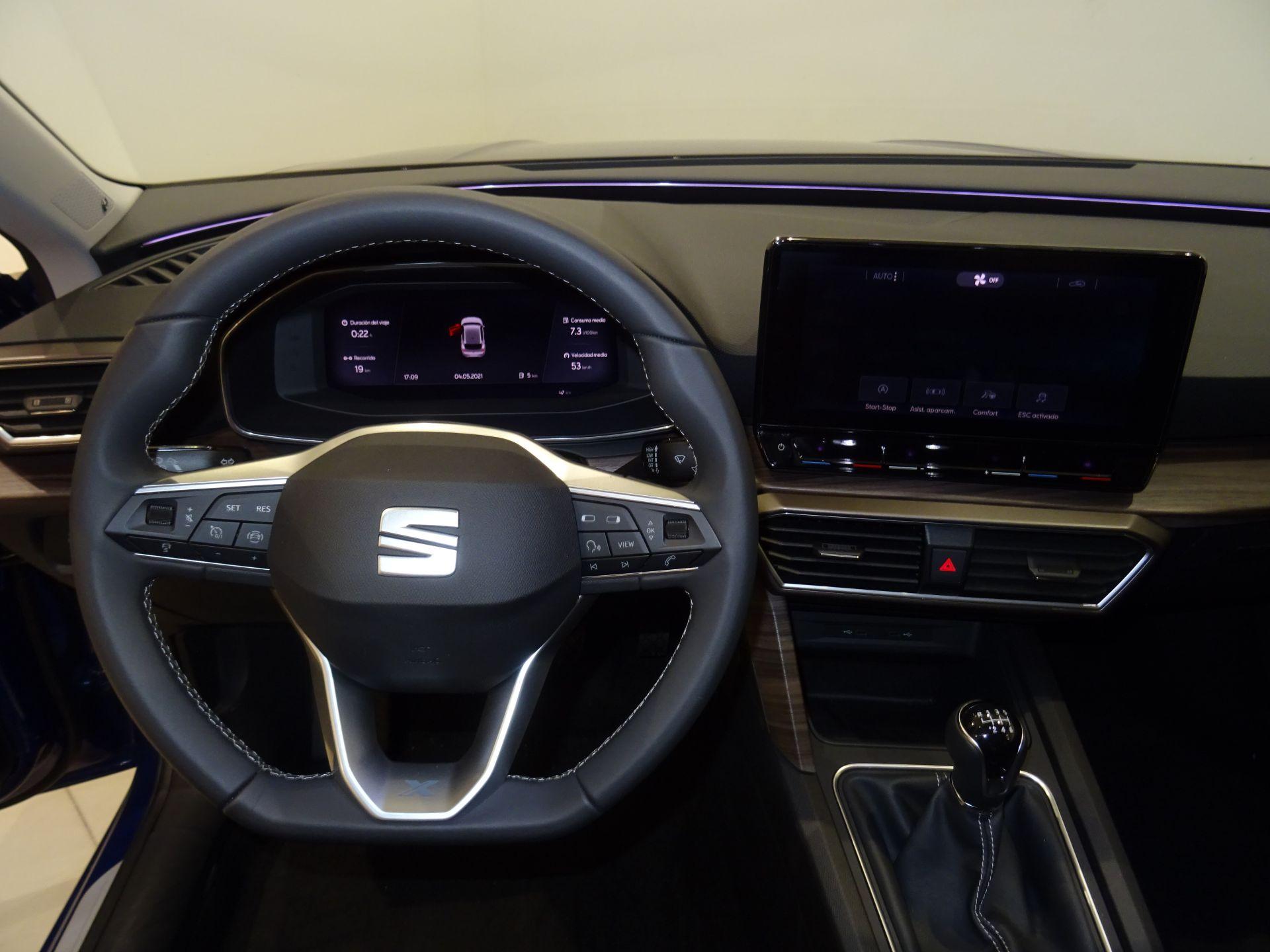 SEAT Nuevo León 1.5 TSI 110kW S&S Xcellence Launch P L
