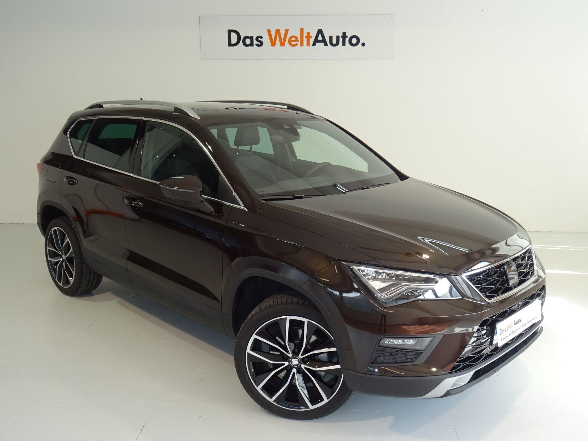 SEAT Ateca 1.5 TSI 110kW DSG (150CV) Xcellence Go