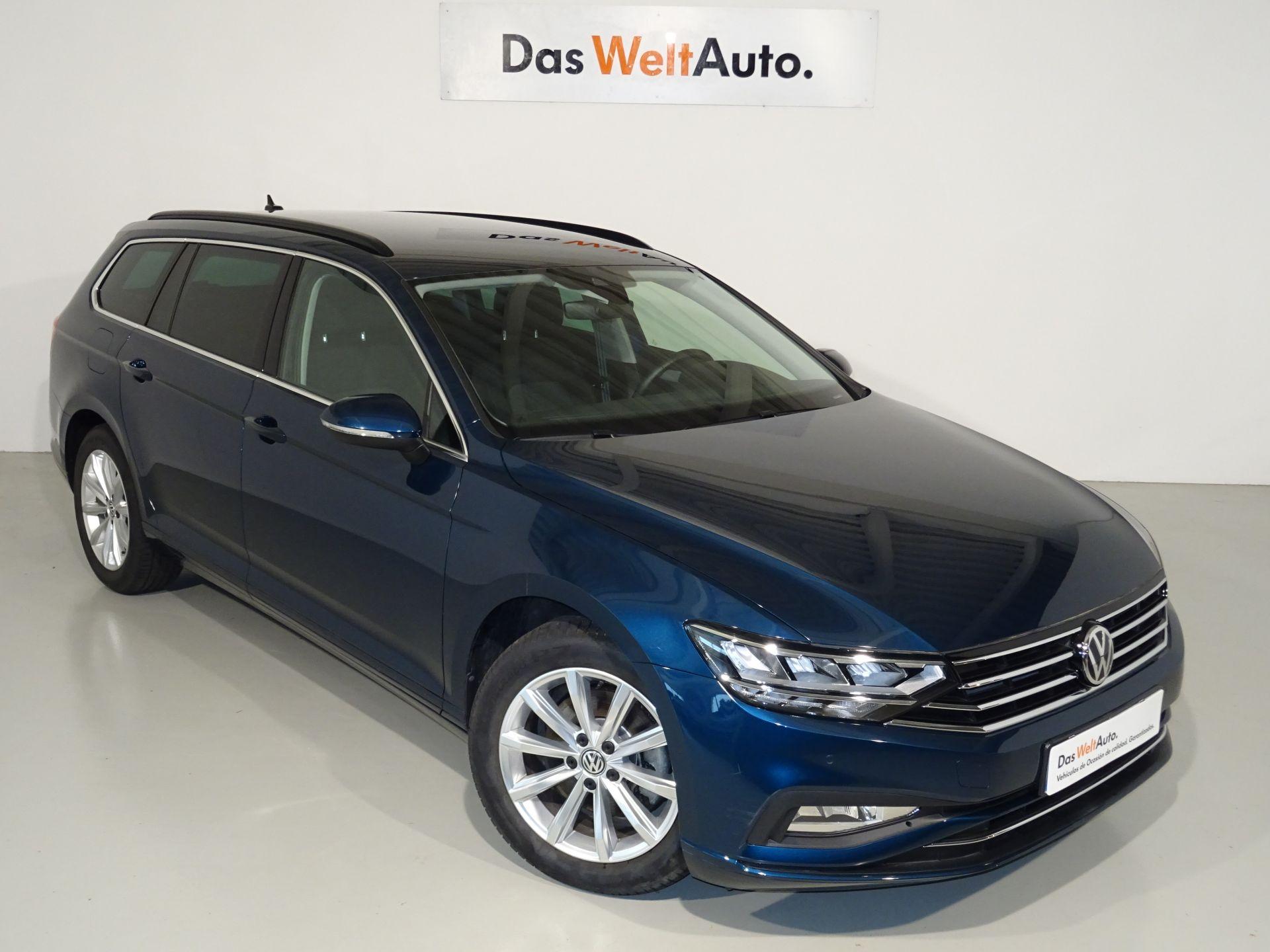 Volkswagen Passat Variant Executive 1.5 TSI 110kW DSG