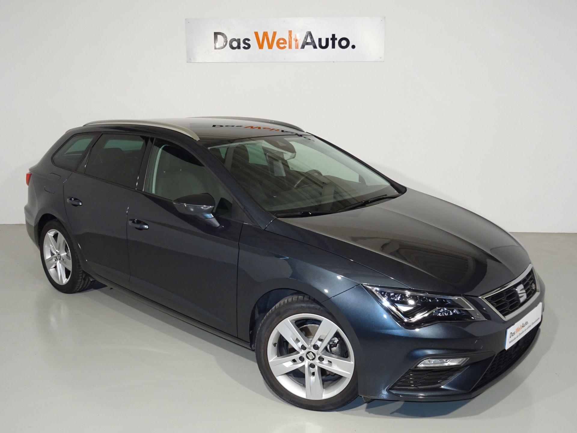 SEAT Leon ST 1.5 EcoTSI 110kW DSG-7 S&S FR Fast Ed