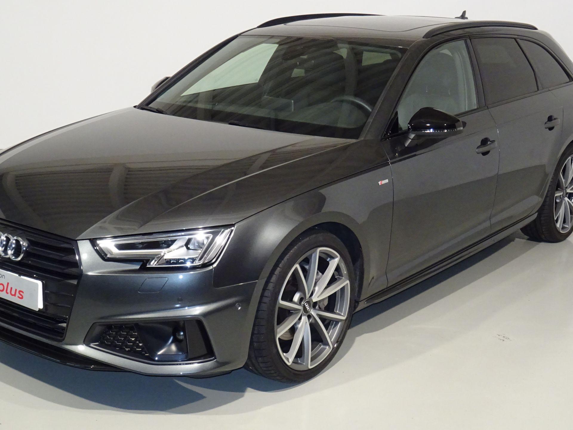 Audi A4 Avant Black line 40 TDI 140kW quat S tro
