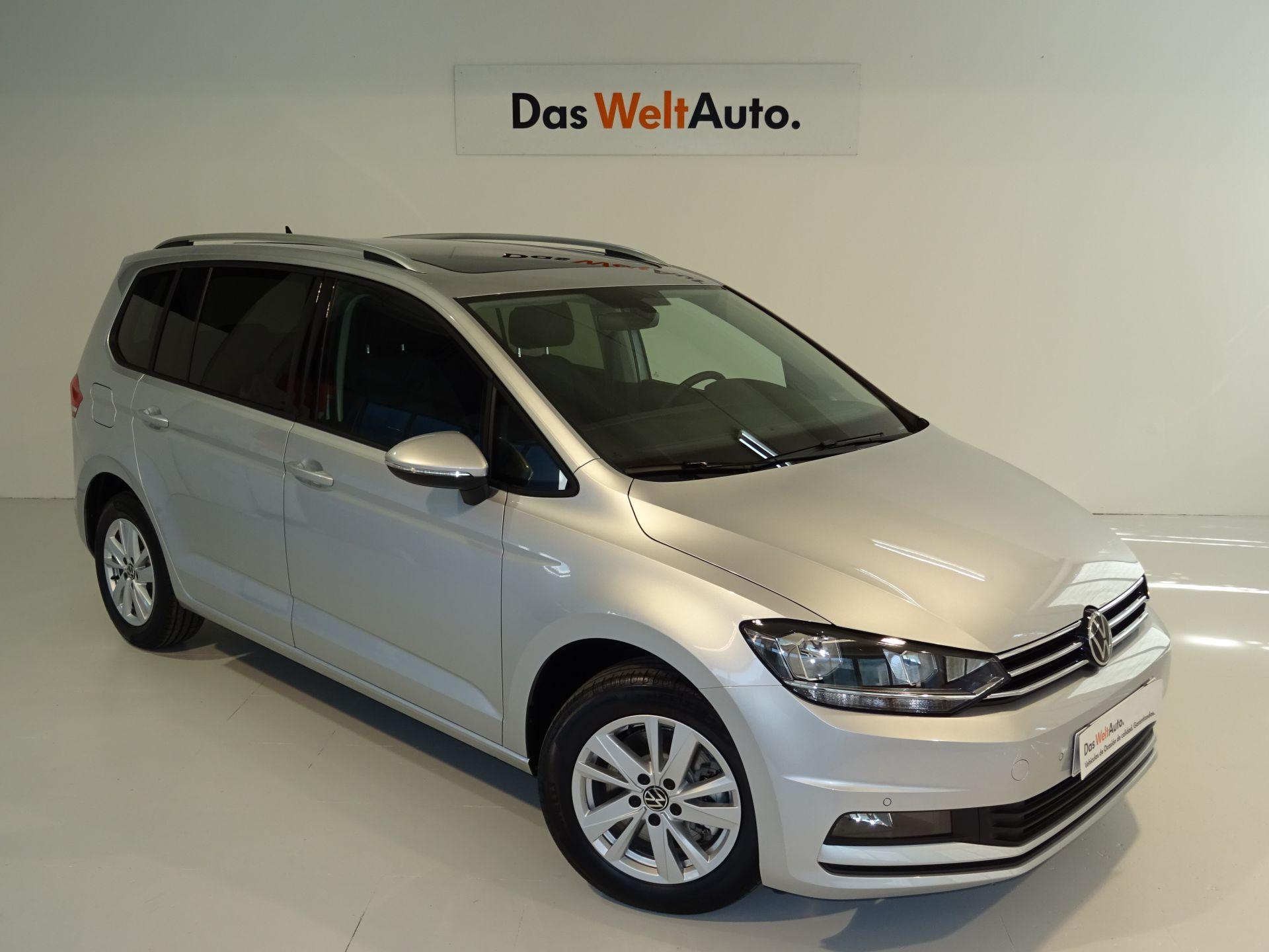 Volkswagen Touran Advance 1.5 TSI 110kW (150CV)
