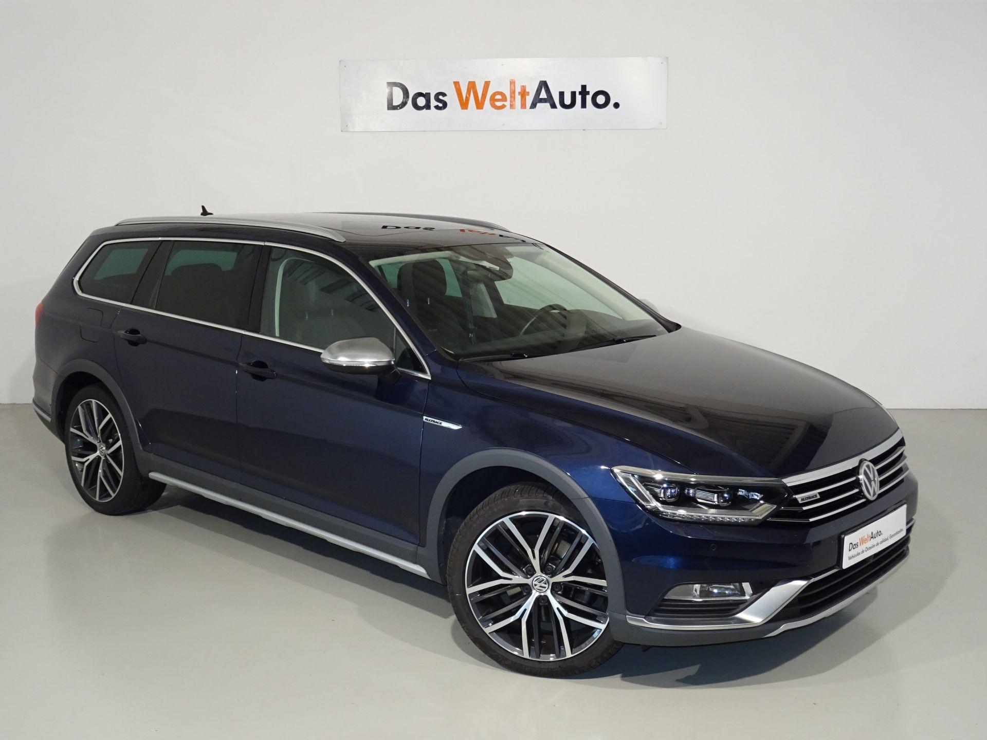 Volkswagen Passat Alltrack 2.0 TDI 140kW(190CV) BMT 4M DSG