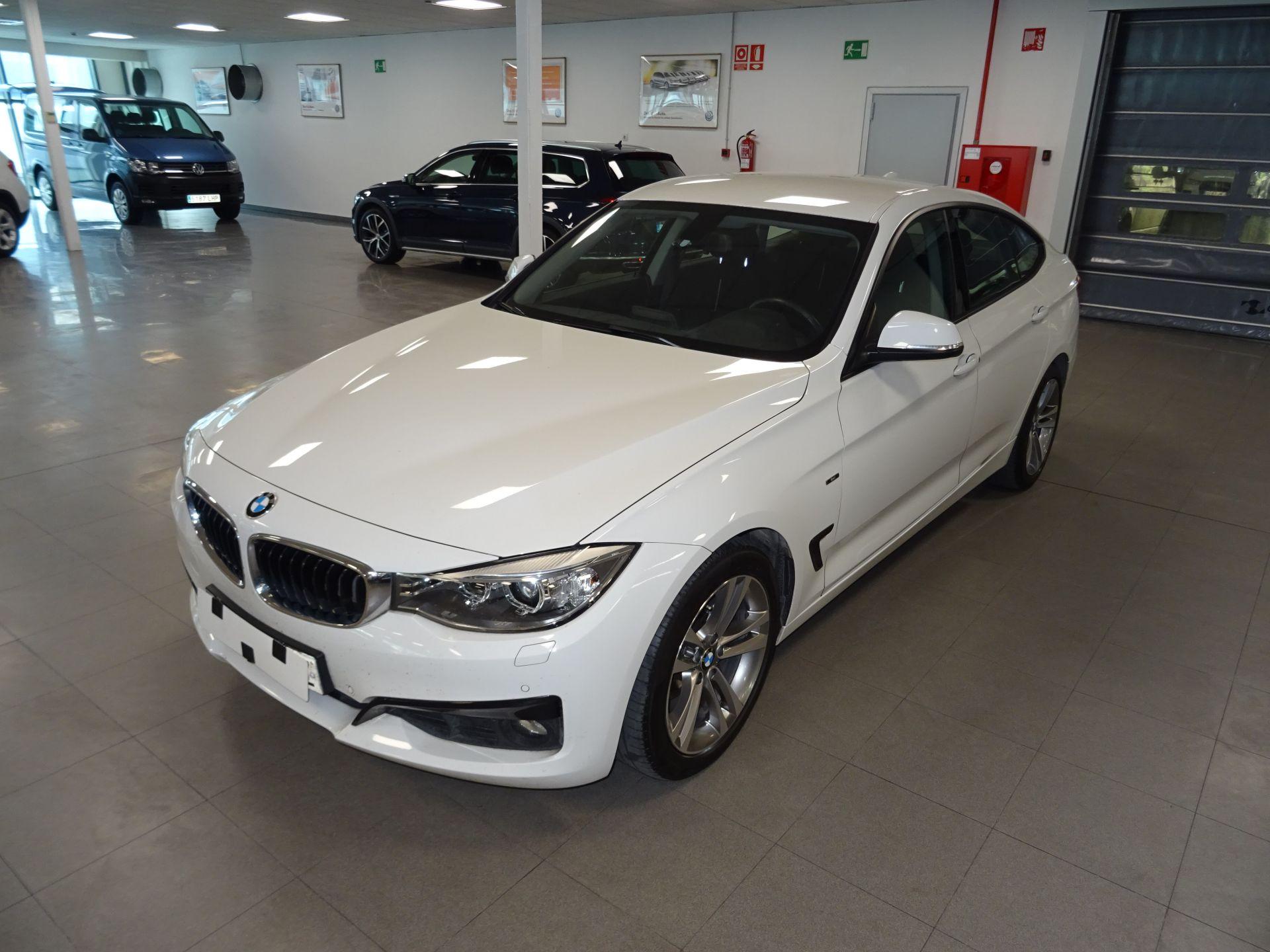 BMW Serie 3 318dA Gran Turismo