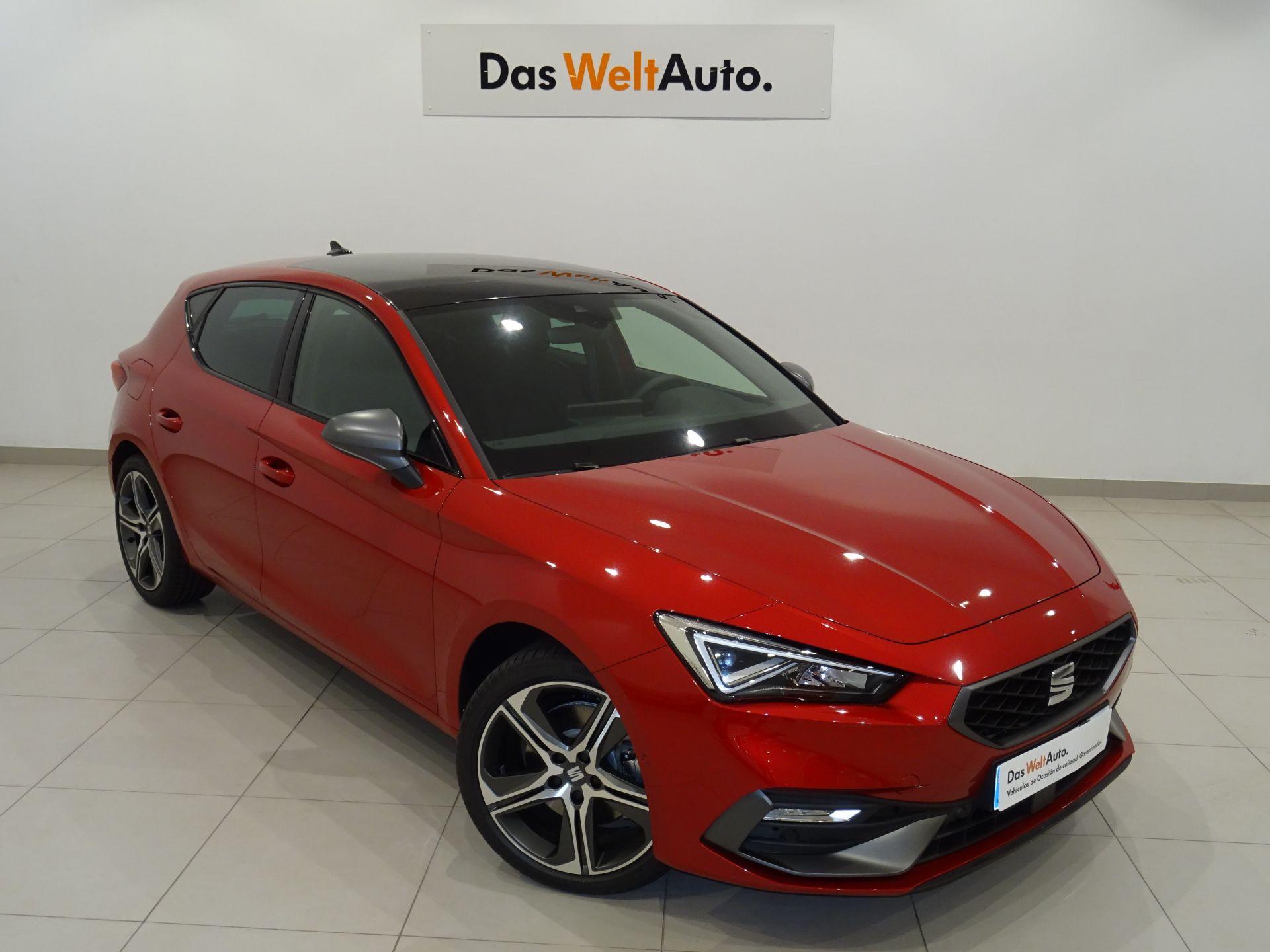 SEAT Nuevo León 1.5 eTSI 110kW DSG-7 S&S FR Go L