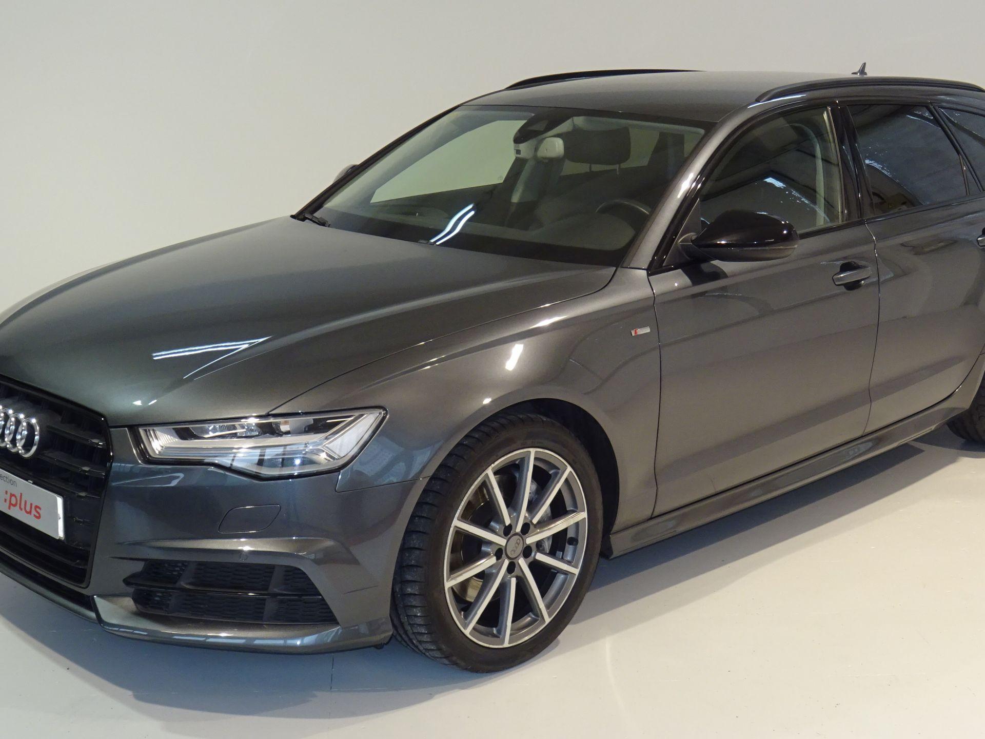 Audi A6 Black line ed 3.0TDI 200kW Q S tro Avant