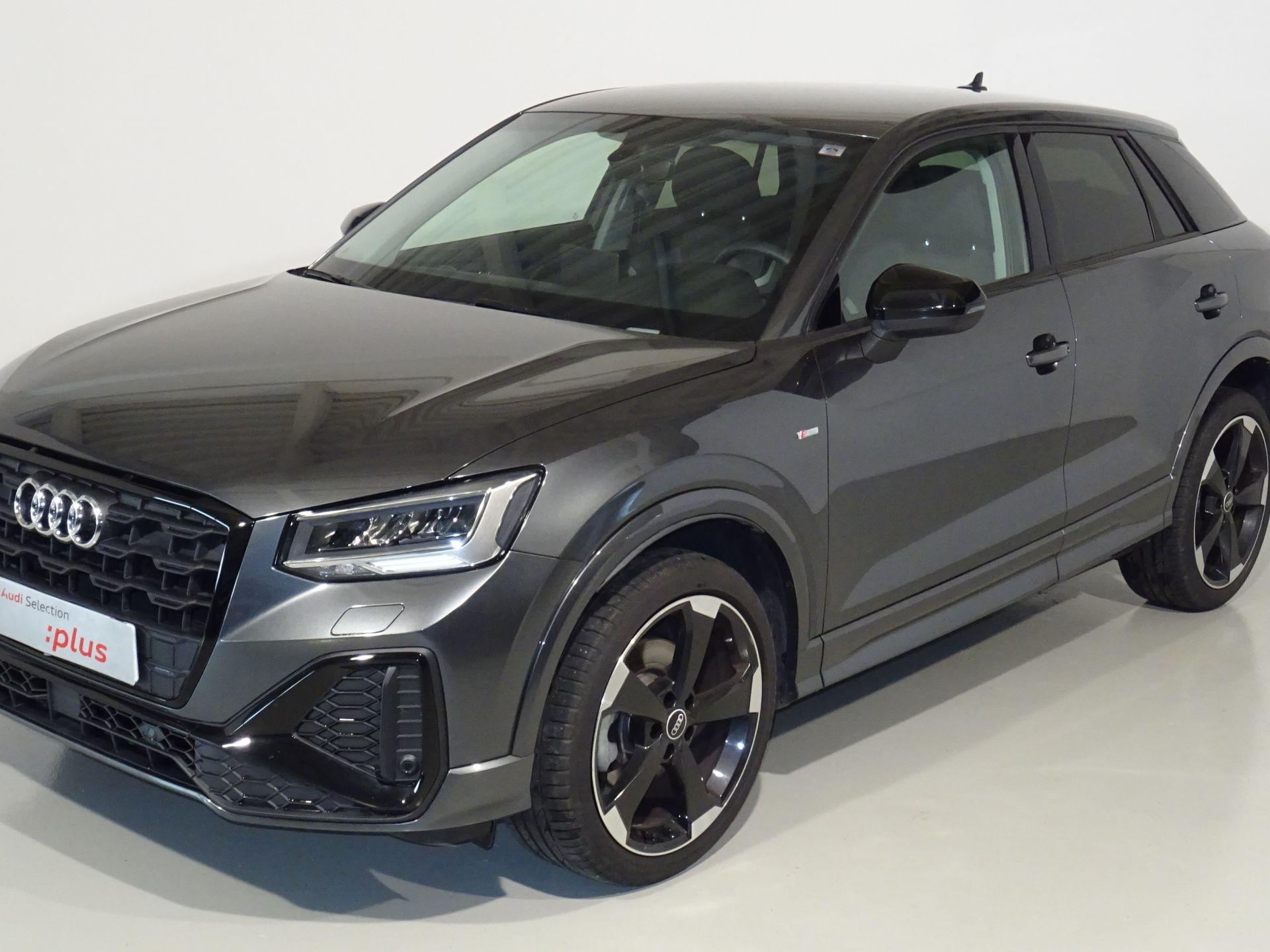 Audi Q2 Black Line 35 TFSI 110kW (150CV)