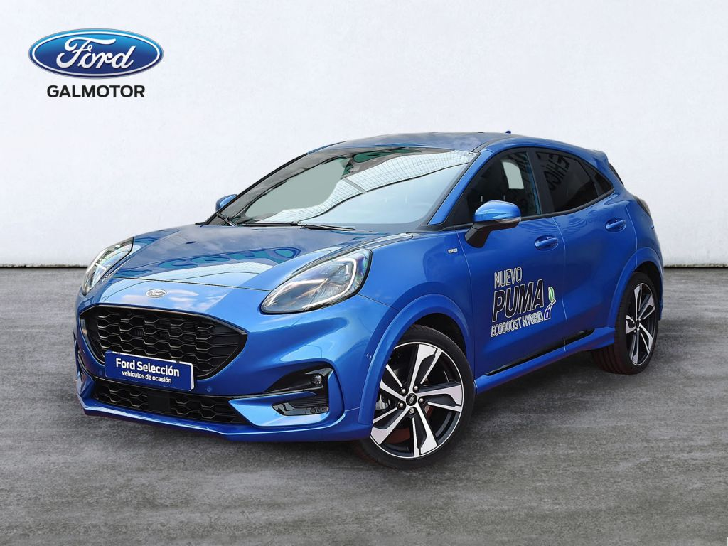 Ford Puma 1.0 ECOBOOST 92KW MHEV ST-LINE X 125 5P