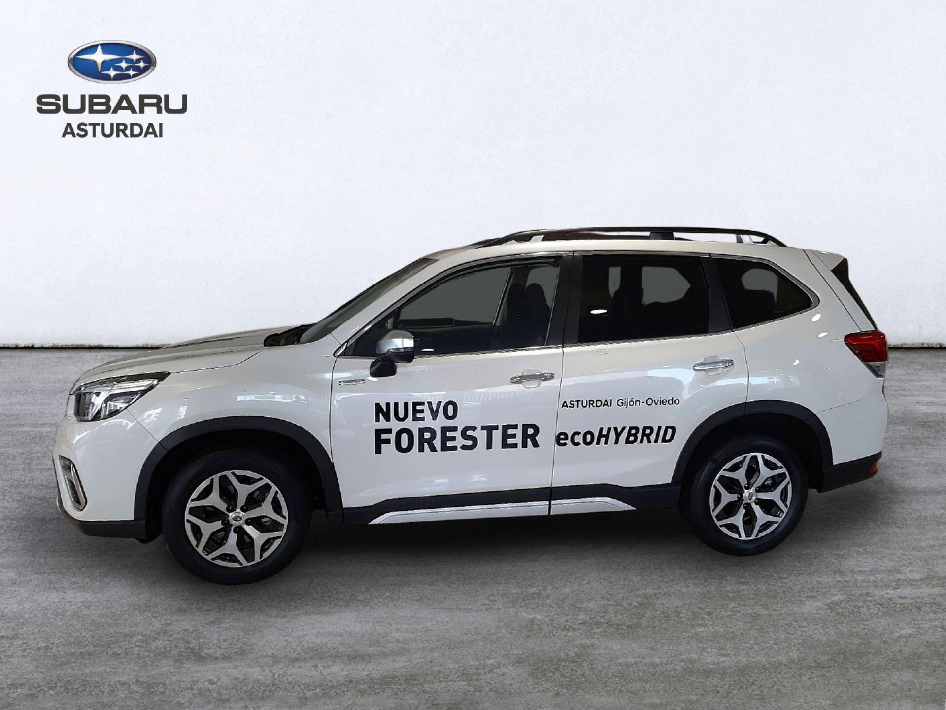 Subaru Forester 2.0i Hybrid CVT Executive
