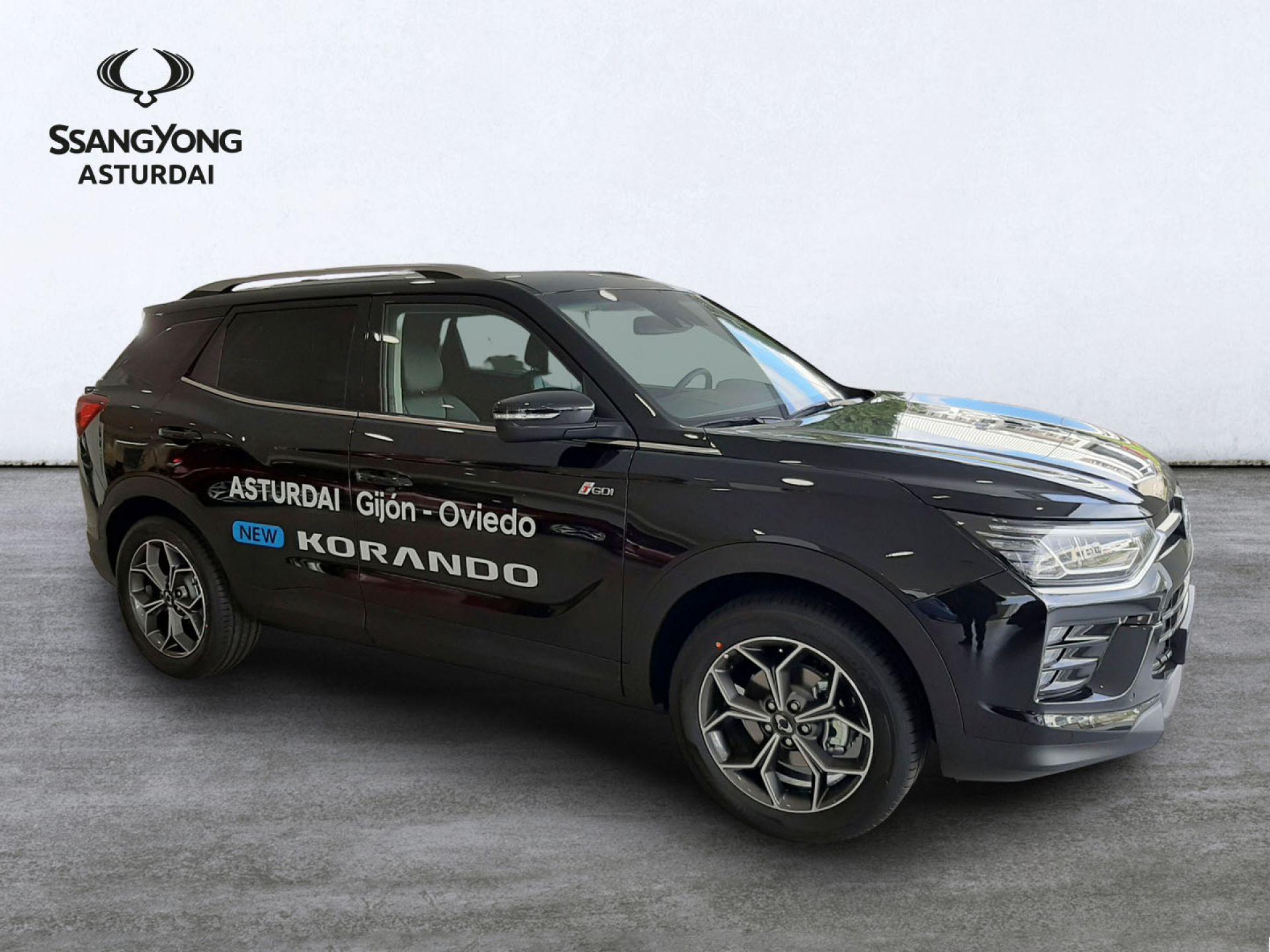 Ssangyong Korando G15T Limited 4x4 Auto