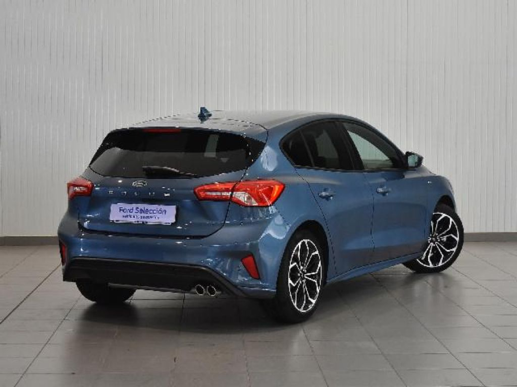 Ford Focus 1.0 ECOBOOST 92KW ST-LINE 125 5P