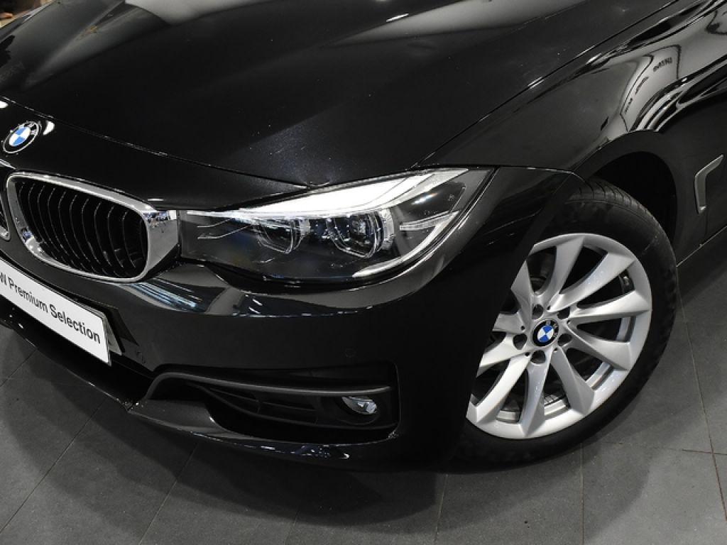 BMW Serie 3 318d Gran Turismo 110 kW (150 CV)