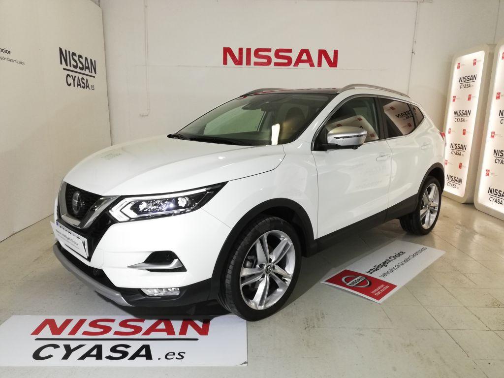 Nissan Qashqai 1.3 DIG-T 103KW N-MOTION 140 5P