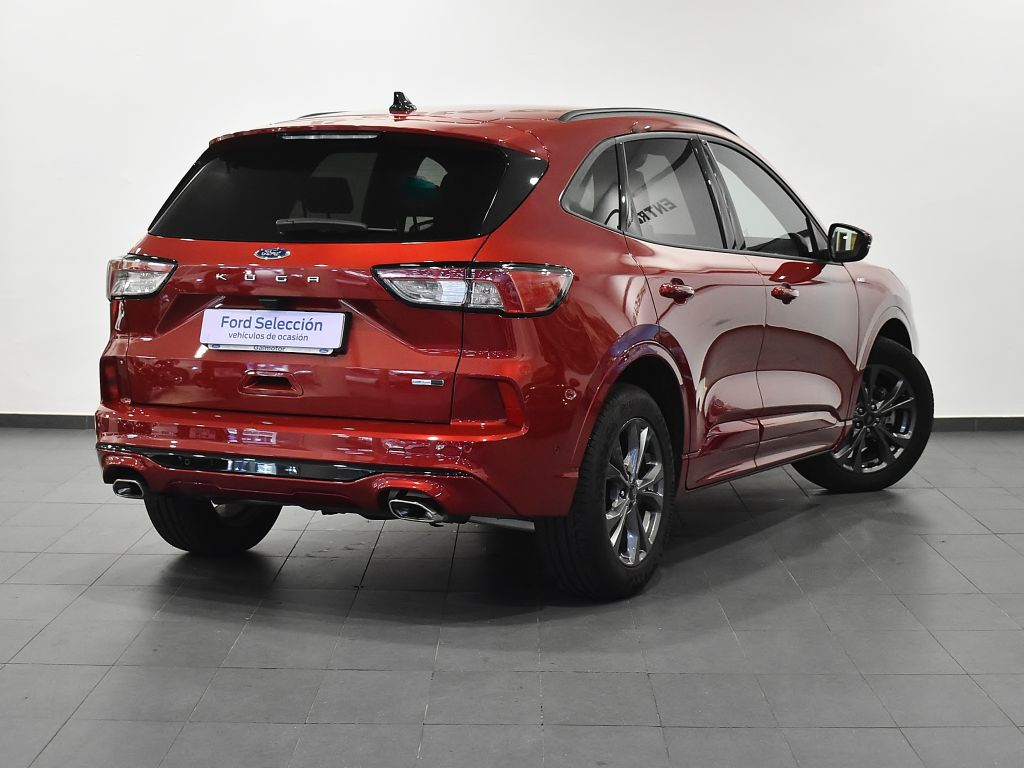 Ford Kuga 2.0 ECOBLUE MHEV 110KW ST-LINE X 150 5P