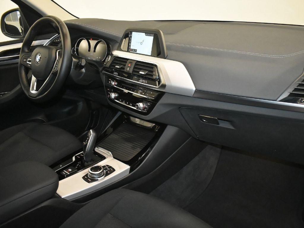 BMW X3 sDrive18d 110 kW (150 CV)