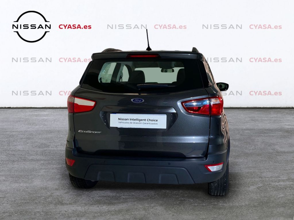 Ford EcoSport 1.0T ECOBOOST 92KW TREND 125 5P