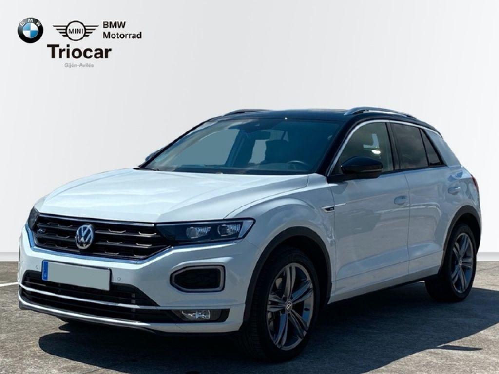 Volkswagen T-Roc Sport 2.0 TSI 4Motion 140 kW (190 CV) DSG