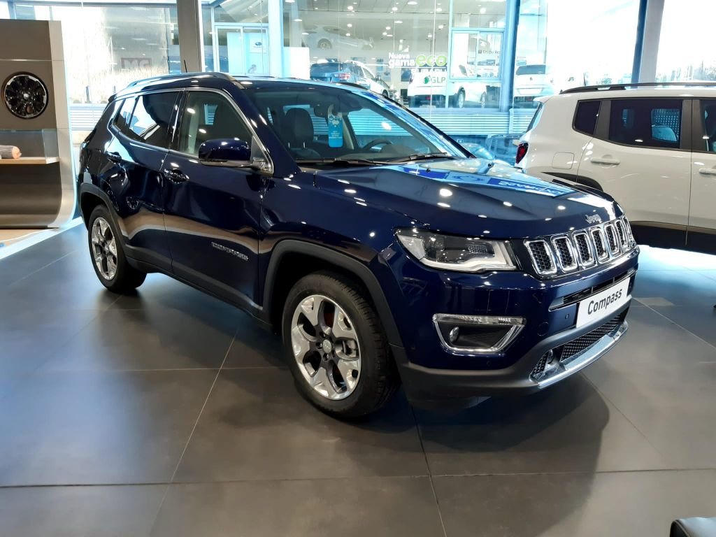 Jeep Compass 1.6 MJET 88KW LIMITED FWD 120 5P