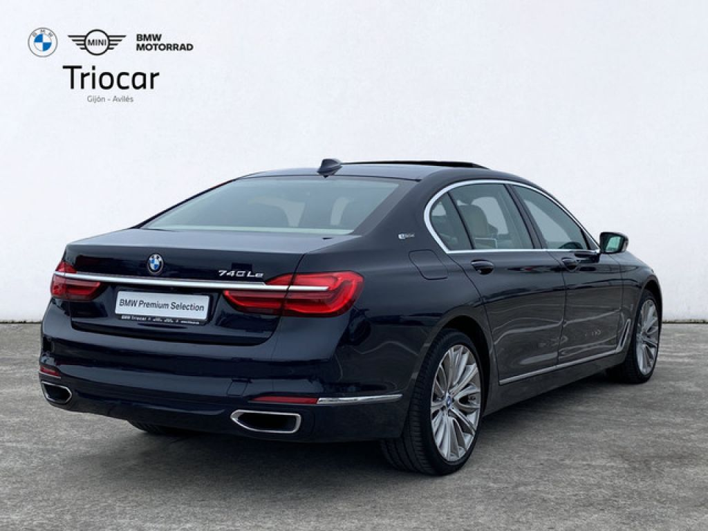 BMW Serie 7 740Le iPerformance xDrive 240 kW (326 CV)