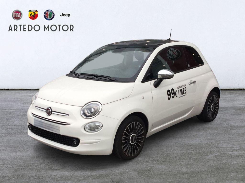 Fiat 500 1.0 HYBRID LAUNCH EDITION 70 3P