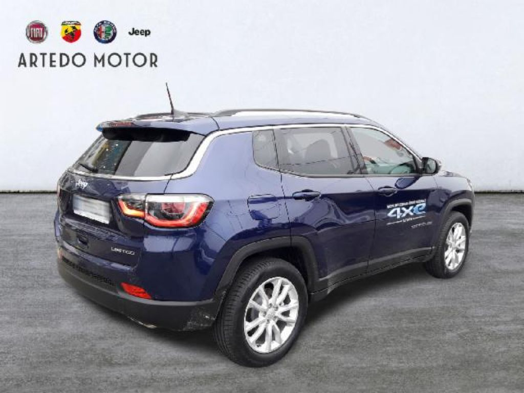 Jeep Compass 1.3 PHEV 140KW LIMITED 4WD ATX 190 5P