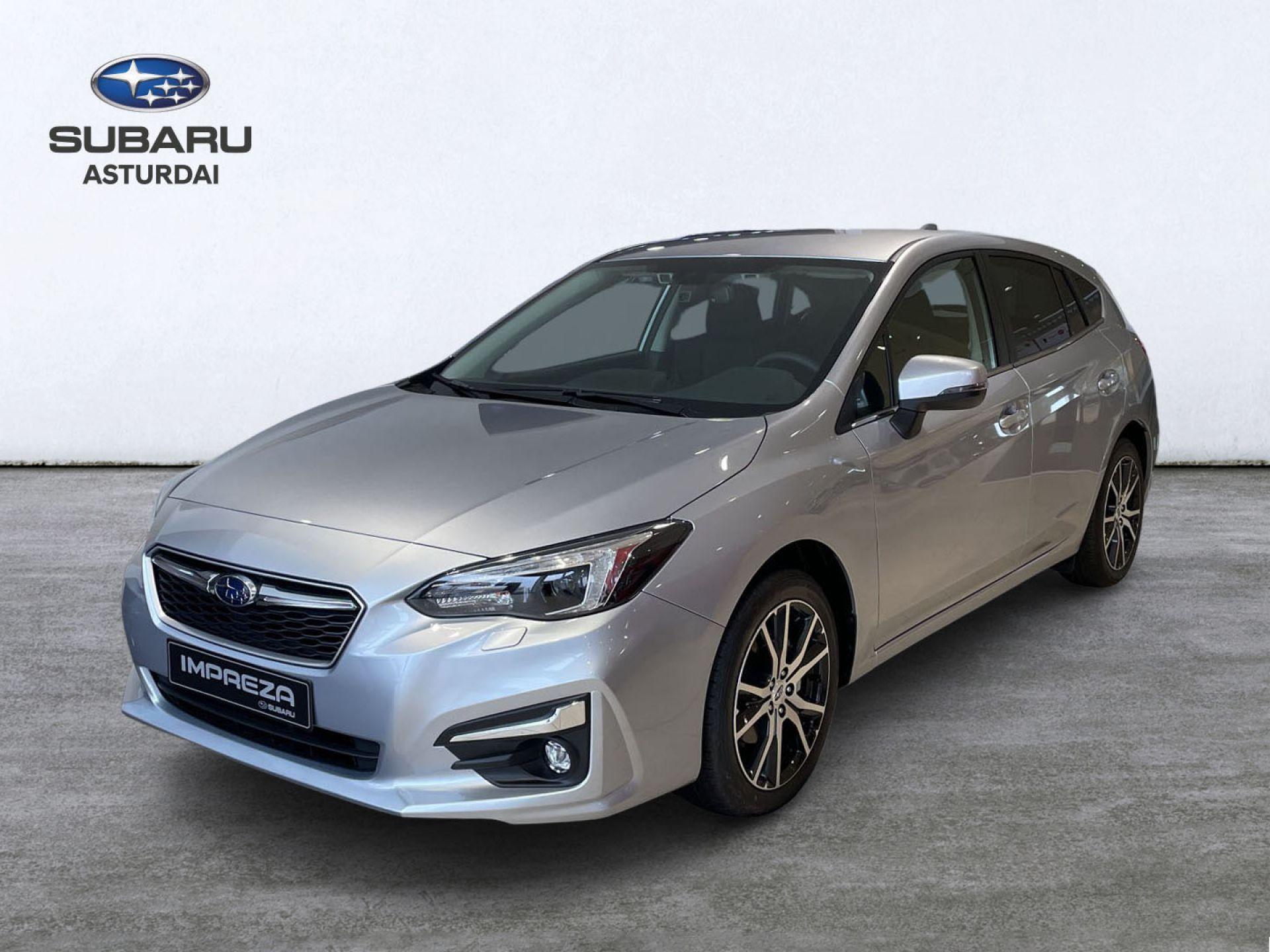 Subaru Impreza 1.6i-S CVT Lineartronic Executive AWD