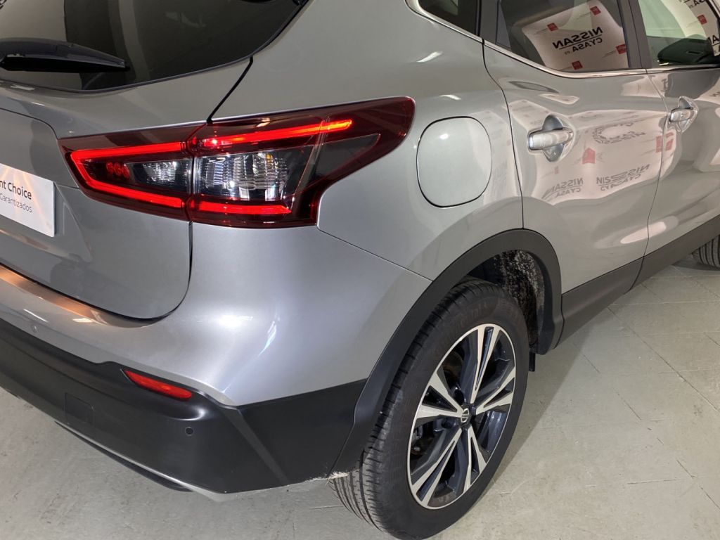 Nissan Qashqai 1.5 DCI 85KW DCT N-CONNECTA 115 5P