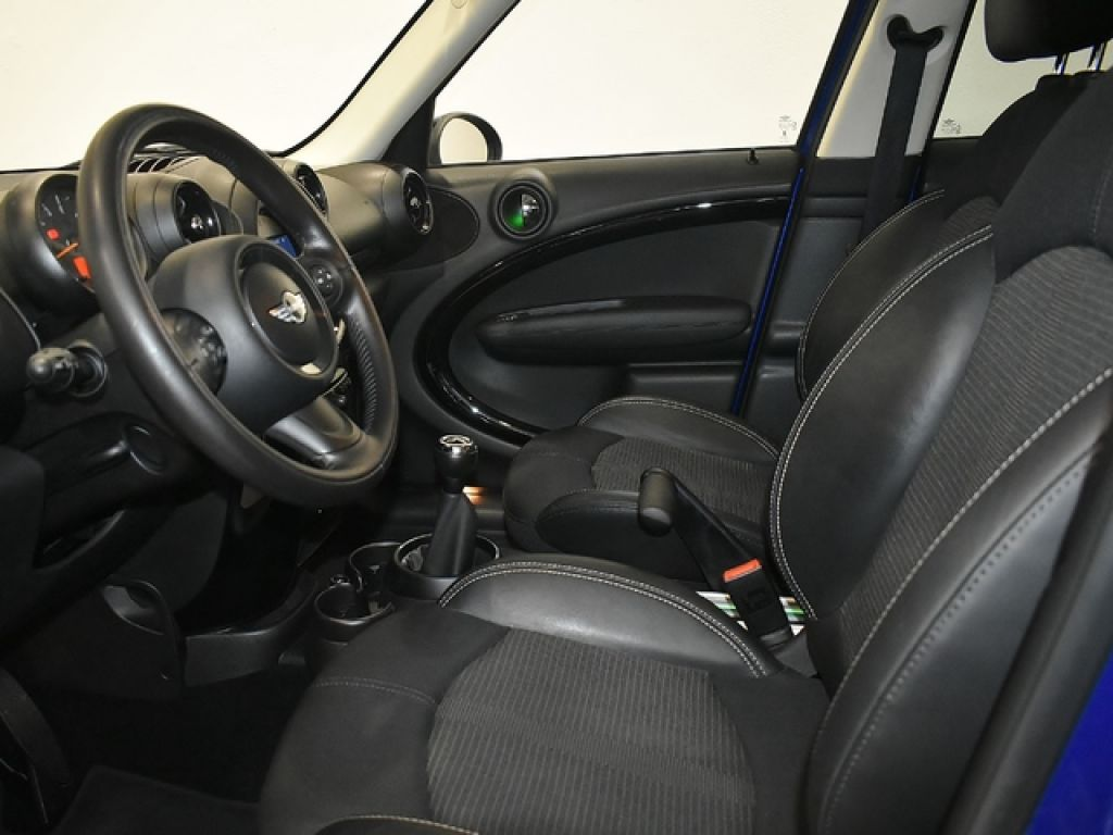 Mini Countryman Cooper D 82 kW (112 CV)