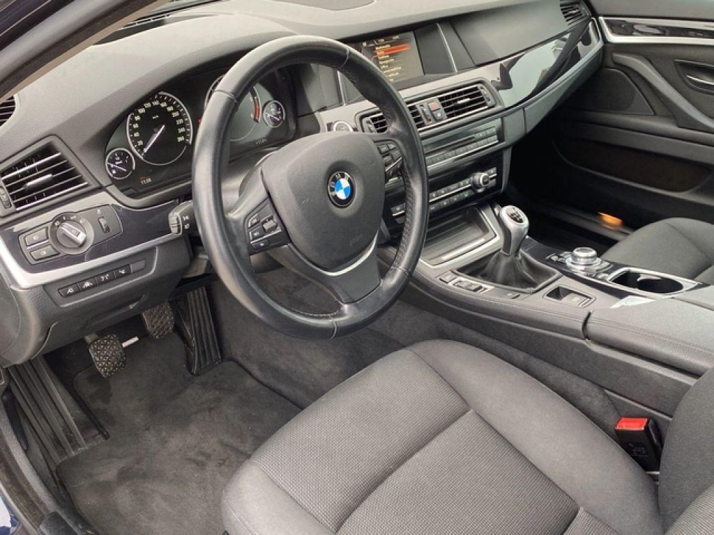 BMW Serie 5 525d 160 kW (218 CV)