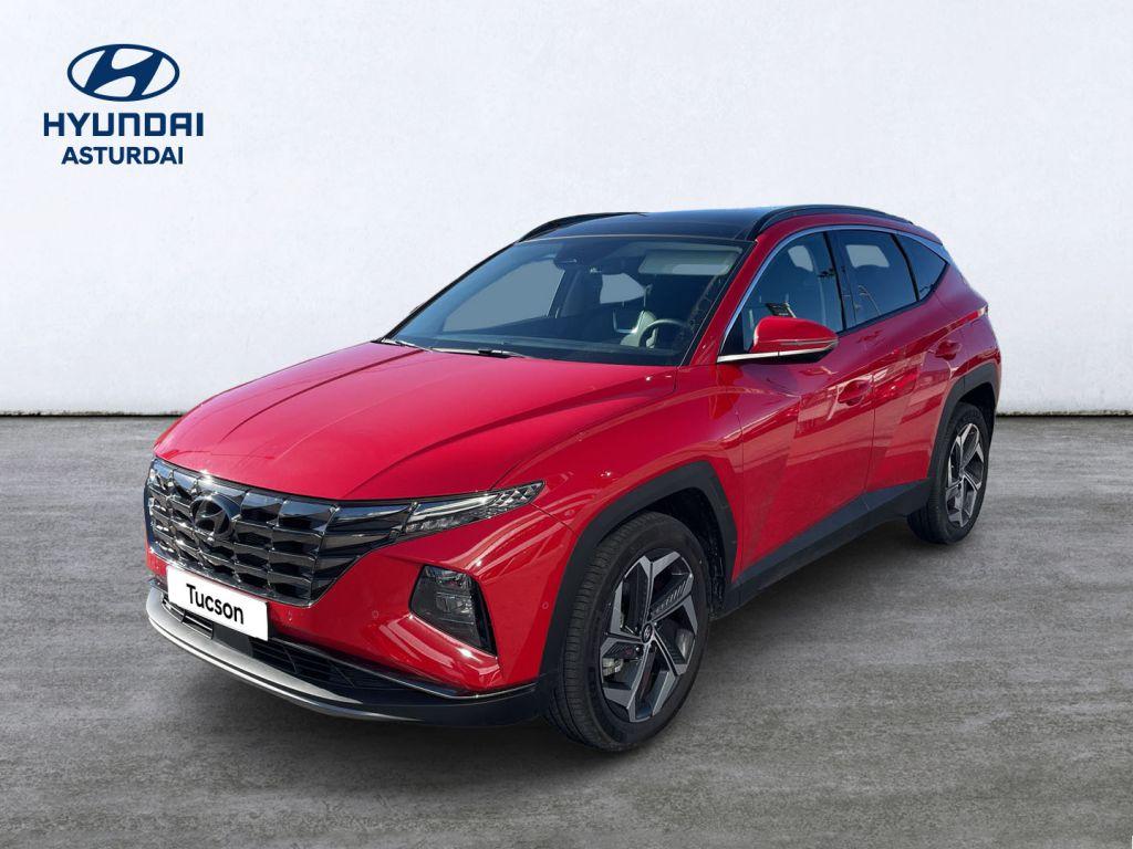 Hyundai Tucson 1.6 TGDI 169KW HEV STYLE AUTO 4WD 230 5P