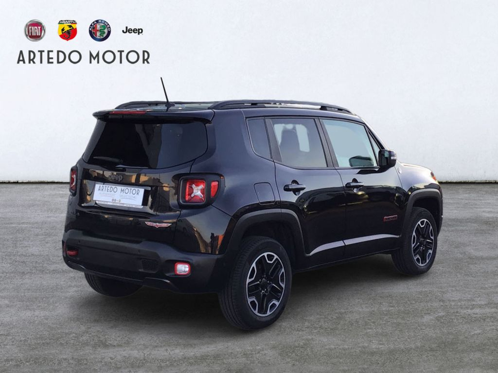 Jeep Renegade 2.0 MJET 125KW TRAILHAWK AUTO 4WD AD 170 5P