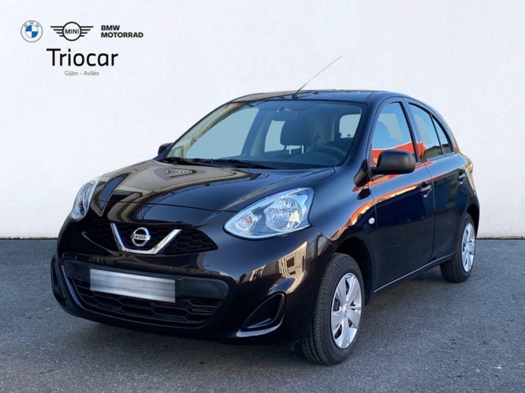 Nissan Micra 1.2 G Visia 59 kW (80 CV)