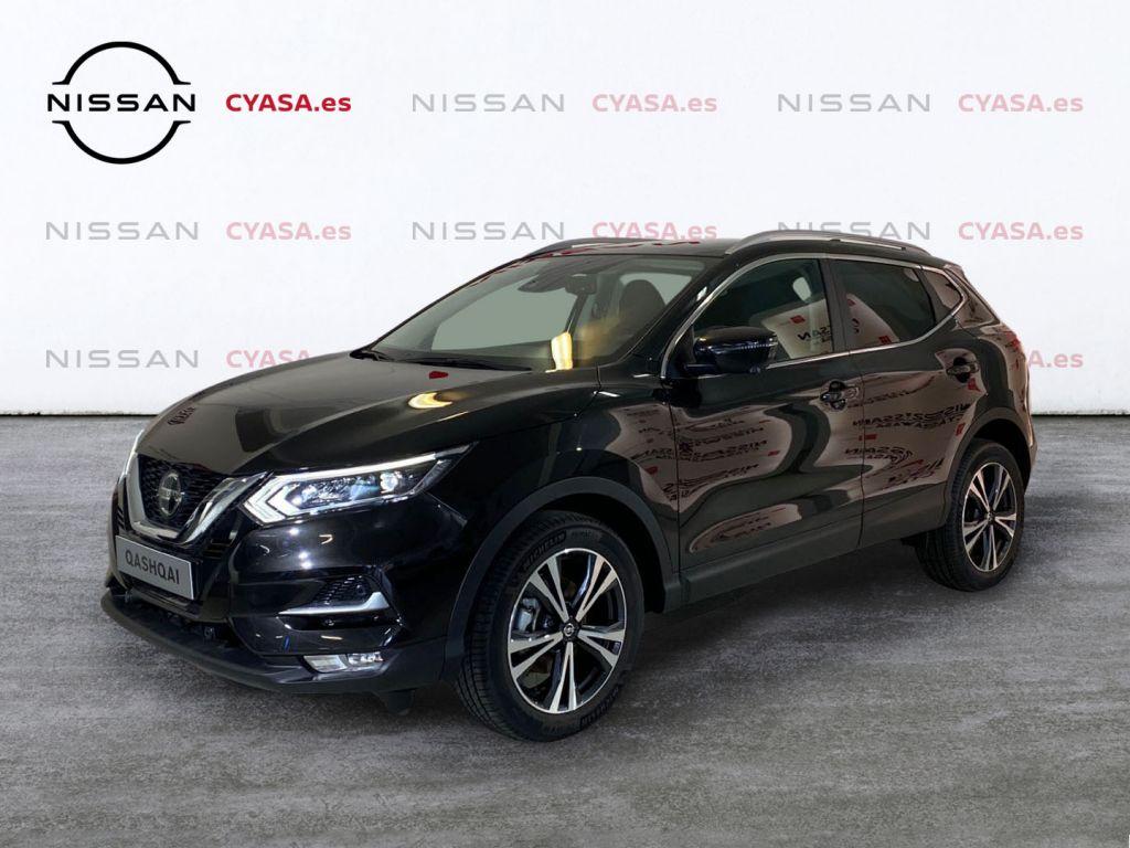 Nissan Qashqai 1.5 DCI N-CONNECTA 85KW 115 5P