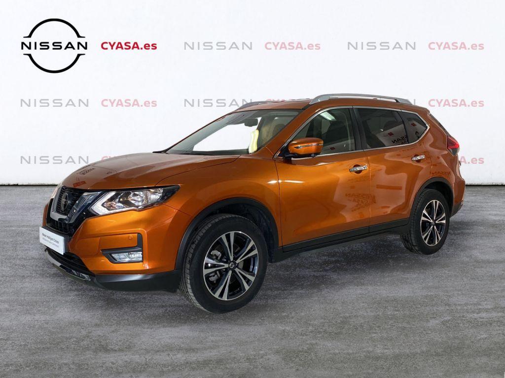 Nissan X-Trail 1.7 DCI N-CONNECTA CVT 110KW 150 5P