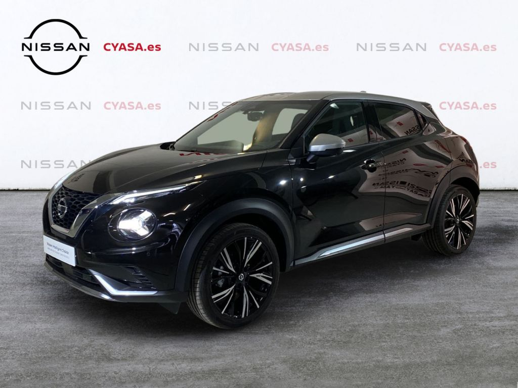 Nissan JUKE 1.0 DIG-T 86KW N-DESIGN CHIC BIT N DCT 117 5P