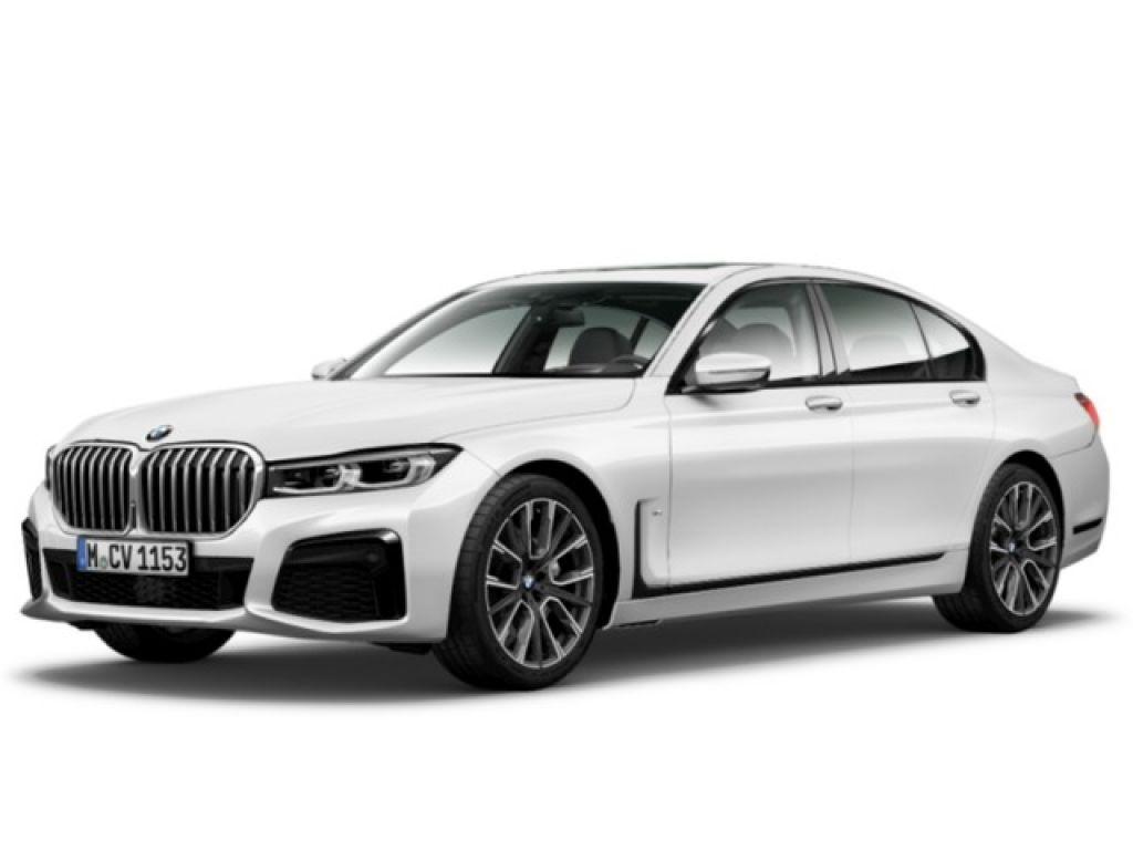 BMW Serie 7 740i 250 kW (340 CV)