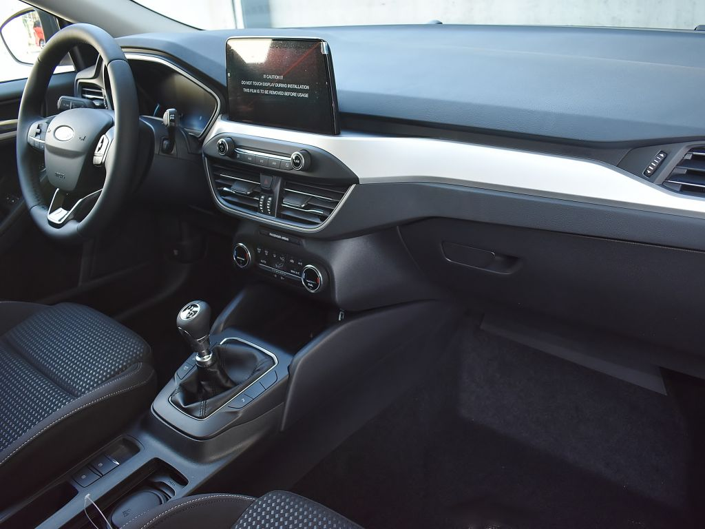 Ford Focus 1.0 ECOBOOST MHEV 92KW TREND+ 125 5P