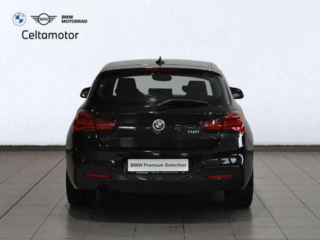 BMW Serie 1 118i 100 kW (136 CV)