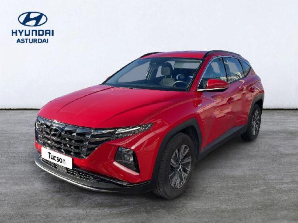 Hyundai Tucson 1.6 TGDI 110KW MAXX 150 5P
