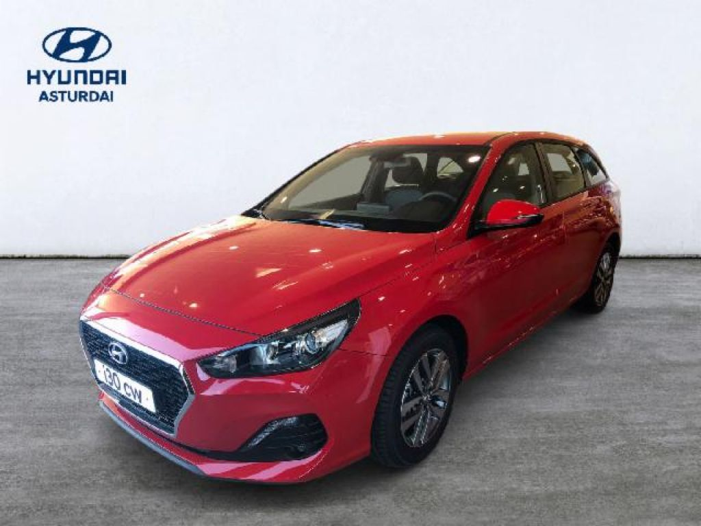 Hyundai i30 CW 1.0 TGDI KLASS 120 5P