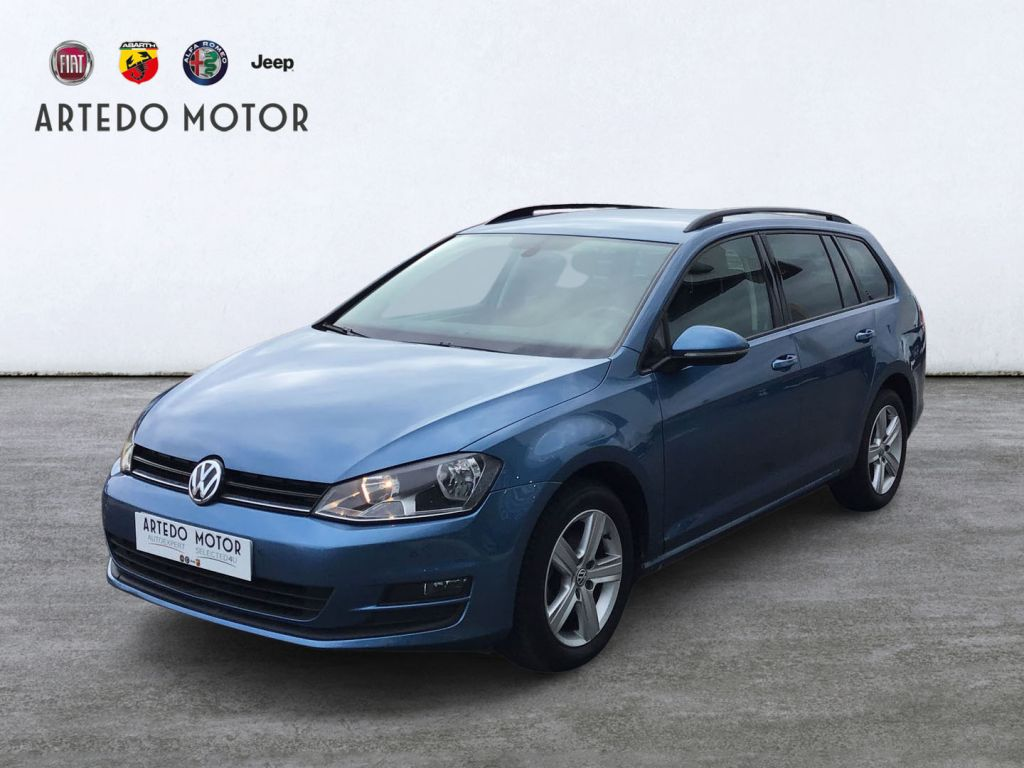 Volkswagen Golf 1.6 TDI ADVANCE BMT VARIANT 110 5P