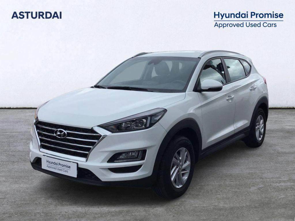 Hyundai Tucson 1.6 GDI SLE 2WD 132 5P
