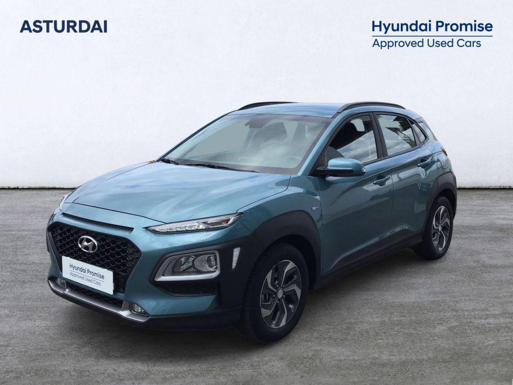 Hyundai Kona 1.6 GDI HEV KLASS DCT 141 5P