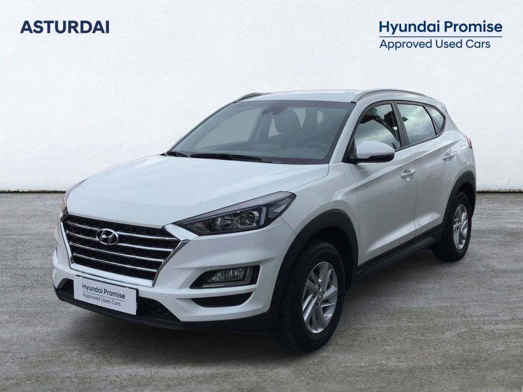 Hyundai Tucson 1.6 CRDI 85KW SLE 2WD 116 5P