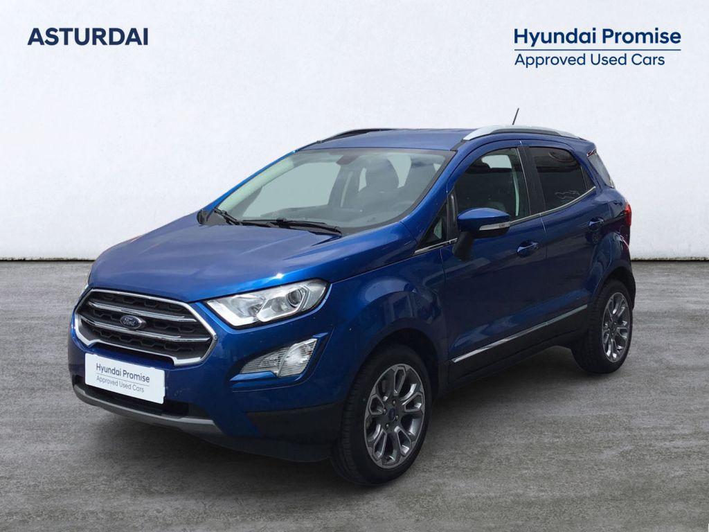 Ford EcoSport 1.0T ECOBOOST 92KW TITANIUM 125 5P
