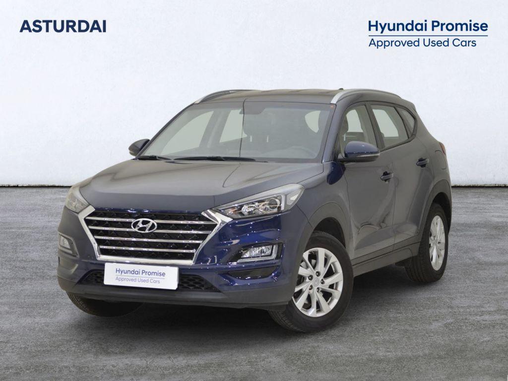 Hyundai Tucson 1.6 GDI KLASS BE 2WD 132 5P